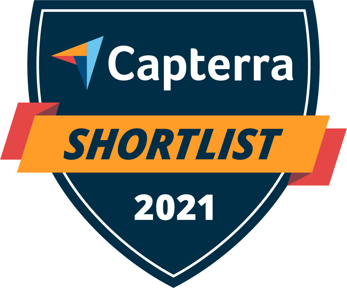 Capterra Shortlist