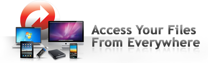 Access Your Files From Everywhere