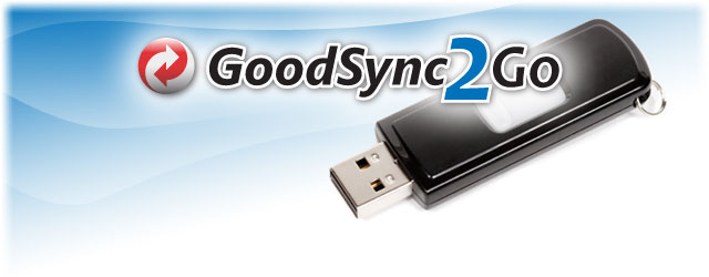 GoodSync 2 Go Graphic